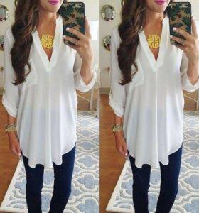 Новая блузка для беременной
