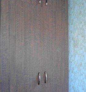 Шкаф с андресолью