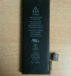 Батарея на iPhone 5c/5s