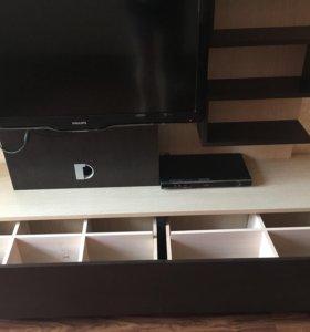 Тумба-шкаф под телевизор