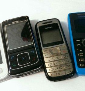 Дешевые телефоны. 350-1000р