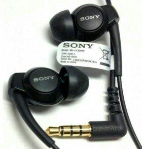Наушники Sony Ex 300 ap