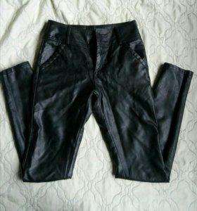 Штаны(легинцы)кожаные
