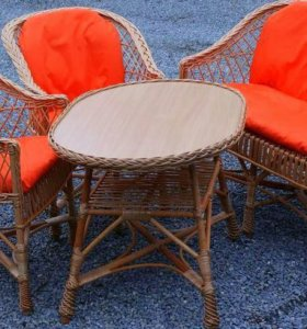 Садовая мебель комплект.