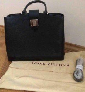 Сумка Louis Vuitton Mirabeau GM Еpi leather