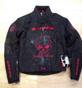 Мотокуртка IXS Skull размеры L, XL, новая