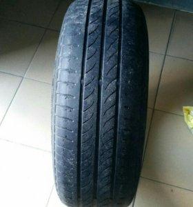 205x65R15 Шины и колесо 7 штук