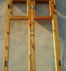 Продам оконные деревянные рамы
