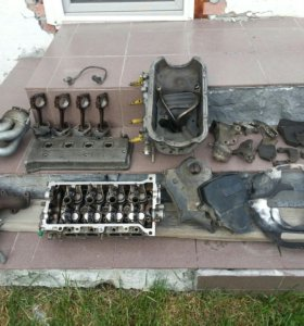 Toyota мотор 5E-FE