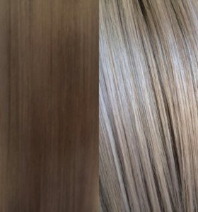 Кератиновое выпрямление , ботокс для волос HT