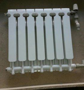 Радиаторы аллюминевые