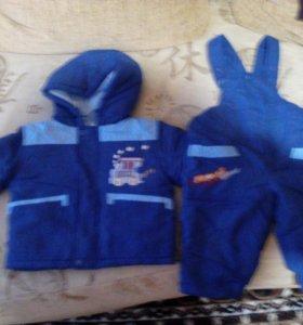 Куртка и штанишки (1-1,5 лет)