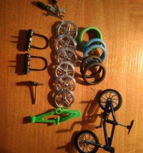 Finger Велосипед