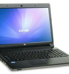 Продам игровой ноутбук DNS A35FE