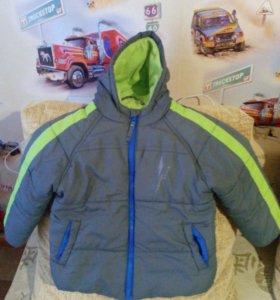 Куртка весна-осень (4-5 лет)