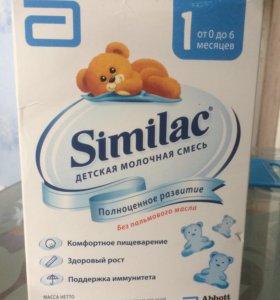 Молочная смесь Симилак 1