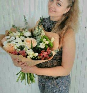 """Букет цветов """"Стиль"""""""
