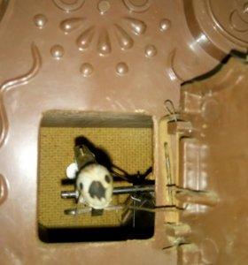 Настенные часы с боем кукушка