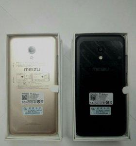 Новый Meizu m5 32гб