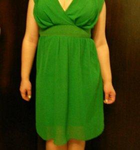 Платье нарядное бу 1 раз