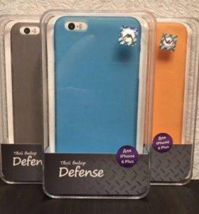 Чехлы и защитные стекла для iPhone
