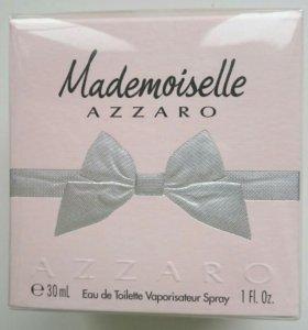 Туалетная вода mademoiselle azzaro