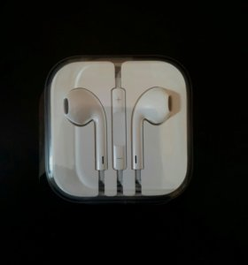 Apple earpods наушники