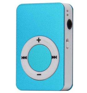 MP3 - плеер (новый) разные цвета
