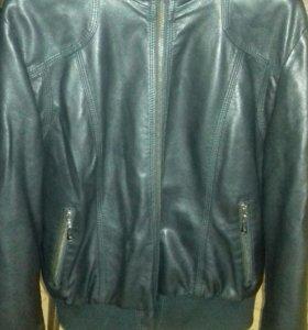 Куртка кожа женская ,р-р 48-50