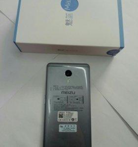 Новый Meizu m3 max 64gb
