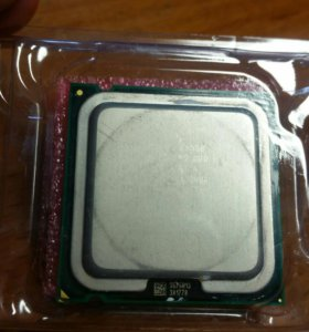 2-ядерный процессор Core 2 duo e6550