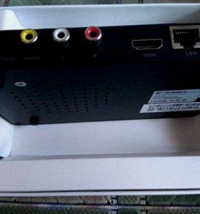 Himedia H8 Android TV Box 2GB/16GB 3D 4K+ Air Mous