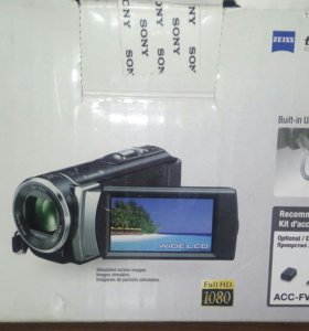 Видеокамера цифровая HD