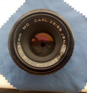 Carl zeiss 50mm 1.8