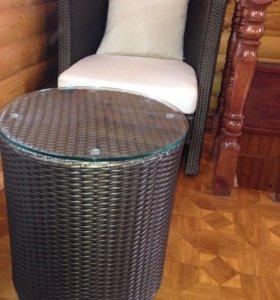Мебель из ротанг