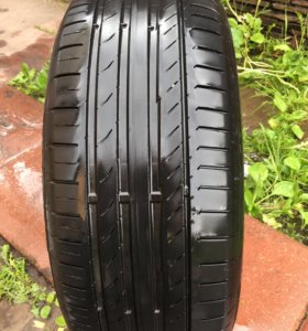 Continental contisportcontact 5 225/50 R17 рамфлэт