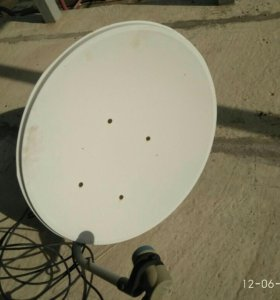 Спутниковая антенна!