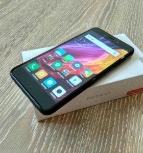 Xiaomi Redmi 4X (3/32Gb) Global version, Black