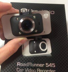Видеорегистратор Prestigio RoadRunner 545