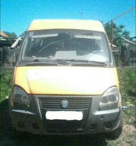 ГАЗ 323131 15 мест