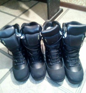 Ботинки зимние телые gore tex
