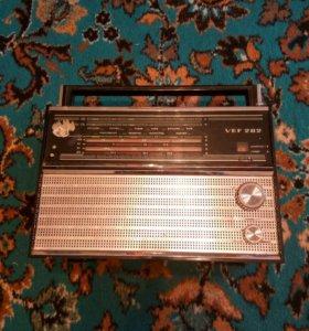 Радиоприемник веф 202
