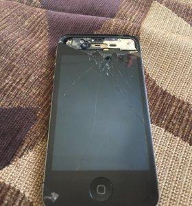 Айфон 4s 32 gb на Айклауде