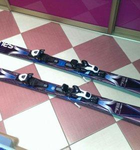 Горные лыжи с креплением Salomon E X-Drive 7.5+E