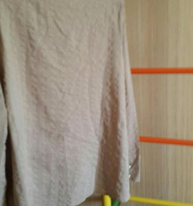 Блузка для беременных 44р