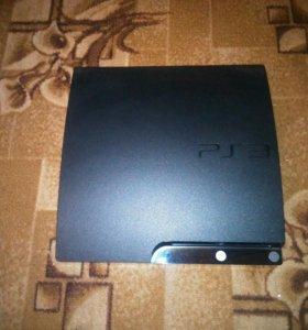 PS3 прошитая 320 гб