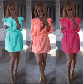 Шью летние платья