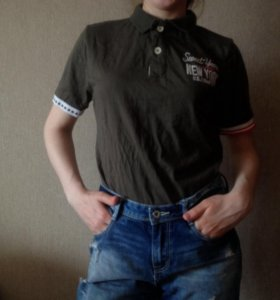 Поло/рубашка женская