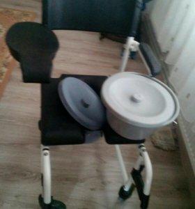 Туалетный стул.