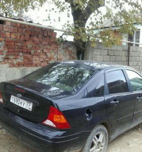 форд фокус1